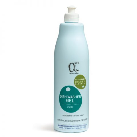 Eco Olea Dishwasher Gel 750ml